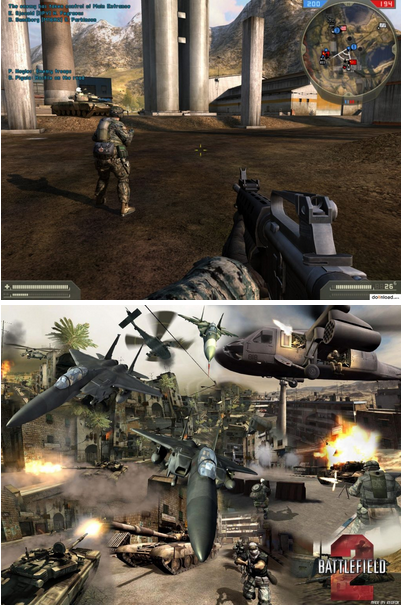 Download Torrent Battlefield 2 Game + KEY SERIAL